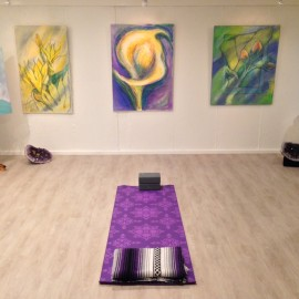 How to Create Inspired Spaces for Your Daily Practice